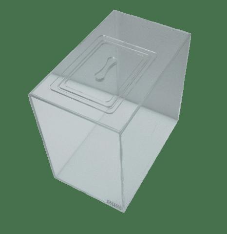 Trigger Systems Crystal ATO Reservoir Tank - 10 Gallon