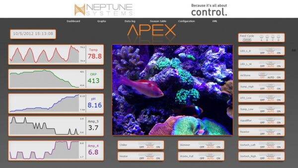 Neptune Systems Apex Jr Controller