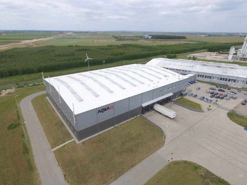 Aquael Manufacturing Plant