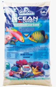 Caribsea Ocean Direct Live Sand
