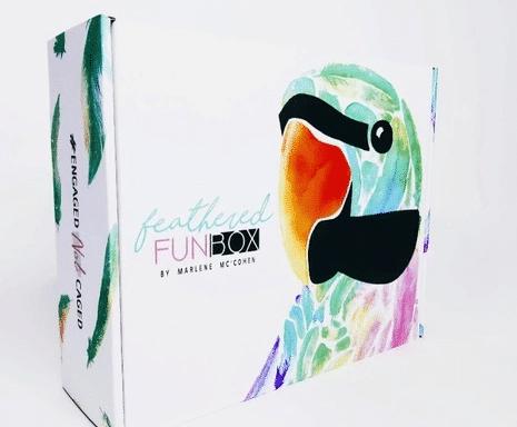 Feathered Fun Box