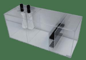 Trigger System Crystal Sumps