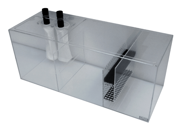 Trigger System Crystal Sumps