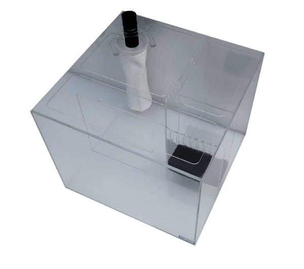 Trigger Systems Crystal Cube Sump 18